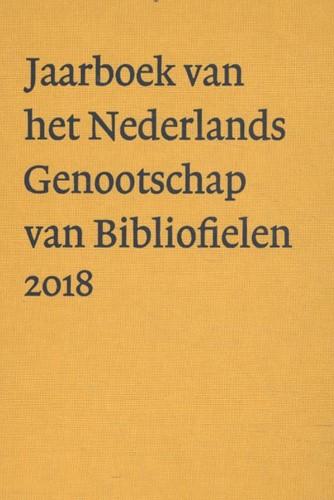 Nederlands Genootschap van Bibliofielen -Jaarboek 2018 Duijn e.v.a., Mart van