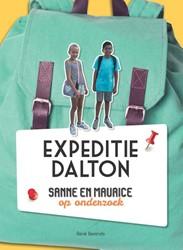 Expeditie Dalton -Sanne en Maurice doen onderzoe k Berends, Rene