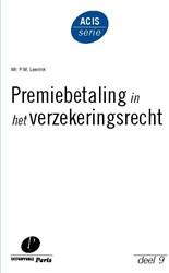 ACIS-serie Premiebetaling in het verzeke Leerink, P.M.