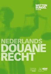 Nederlands Douanerecht -wettenbundel NT Publishers B.V.