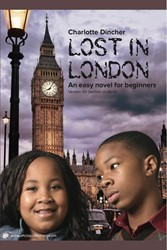 Lost in London -An easy novel for beginners Dincher, Charlotte