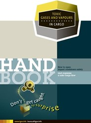 Handbook Toxic gases and vapours in carg -european handbook on how to op en import containers safely an Suidman, Donald