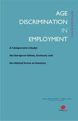 AGE DISCRIMINATION IN EMPLOYMENT -A COMPARATIVE STUDY: THE EUROP EAN UNION, GERMANY AND THE UNI GROSSE, V.K.