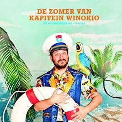 De zomer van Kapitein Winokio -25 zomerliedjes en -versjes Seresia, Winok