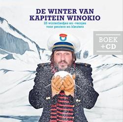 De winter van Kapitein Winokio -25 winterliedjes en -versjes v oor peuters en kleuters Seresia, Winok