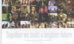 Together we build a brighter future -the inspirational guide to con nection Samhoud, Salem