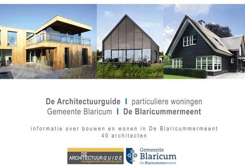 De Architectuurguide, particuliere wonin -informatie over bouwen en wone n in De Blaricummermeent 40 ar HEIL, MARTIJN