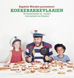 Koekebakkevlaaien -36 kinderliedjes- en versjes v oor peuters en kleuters