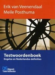 ISTQB Testwoordenboek -engelse en Nederlandse definit ies Veenendaal, Erik van