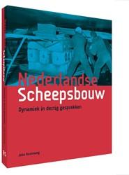 Nederlandse Scheepsbouw/    Dynamiek in -dynamiek in dertig gesprekken Korteweg, Joke