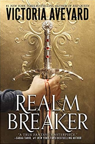 Realm Breaker Aveyard, Victoria