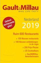 Gault&Millau Nederland 2019 -Restaurantsgids