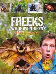 Freeks wilde avonturen -in de aanval Vonk, Freek