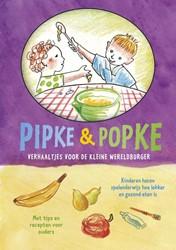 Pipke en Popke -verhaaltjes voor kleine wereld burgers Oosterbeek-Airoldi, Romana