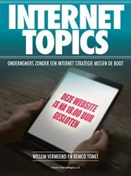 Internet Topics  by  Einstein Books -ondernemers zonder een interne t strategie missen de boot Vermeend, Willem