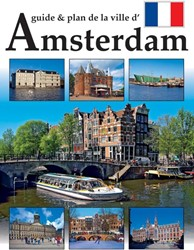 Amsterdam -guide en plan de la ville d&ap Loo, Arthur van