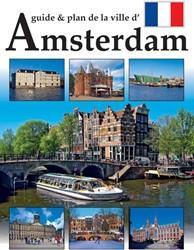 Amsterdam Stadsgids Franse Editie incl. -guide en plan de la ville d&ap Loo, Arthur van