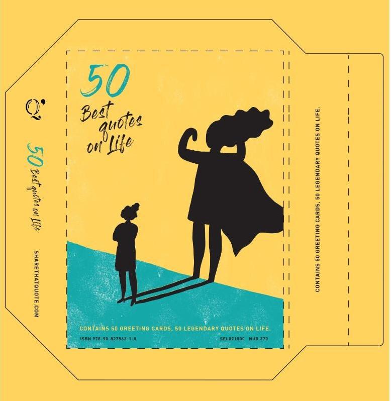 50 Best Quotes On Life Gaal Annemarie Van Bij Kantoorboekhandel Laan