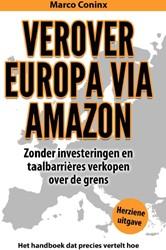 Verover Europa via Amazon -Zonder Investeringen en taalba rrieres verkopen over de gren Coninx, Marco