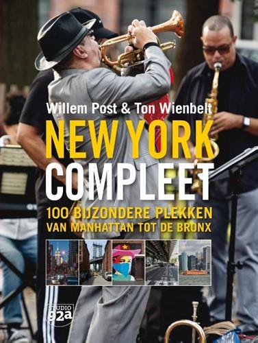 New York Compleet -100 bijzondere plekken van Man hattan tot de Bronx Post, Willem