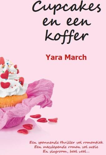 Cupcakes en een koffer March, Yara