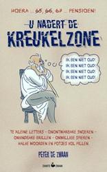 cadeauboek Kreukelzone, Peter de Zwaan, Zwaan, Peter de