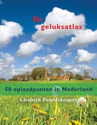 De geluksatlas -50 oplaadpunten in Nederland Paardekooper, Liesbeth