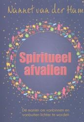 Spiritueel afvallen -de manier om vanbinnen en van buiten lichter te worden Ham, Nannet van der