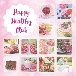 Happy Healthy Club -Het perfecte boek voor iederee n die klaar is met dieten! Boer, Lucia