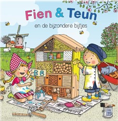 """Fien & Teun """"en de bijzonder bi -en de Bijzonder Bijtjes Noorderveen, Rene"""