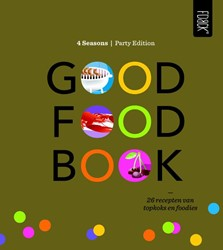 Good food book -26 recepten van topkoks en foo dies