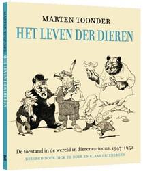 Het leven der dieren -De toestand in de wereld in di erencartoons, 1947-1952 Toonder, Marten