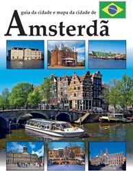 Amsterda -guia da cidade e mapa da cidad e de Loo, Arthur van