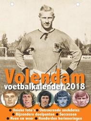 Volendam Voetbalkalender 2018 Vuure, Rob van