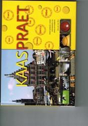 Kaaspraet -praktijkboek voor kaasmakers e n kaasliefhebbers Riet, Jos van
