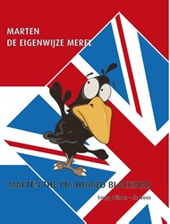 Martje de eigenwijze merel -Nederlands-Engels Zijlstra- de Roos, Siepy