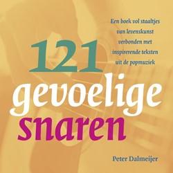 121 gevoelige snaren -Een boek vol staaltjes van lev enskunst verbonden met inspire Dalmeijer, Peter
