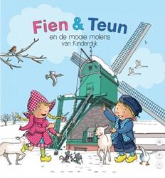 Fien & Teun -en de Mooie Molens van Kinderd ijk Noorderveen, Rene