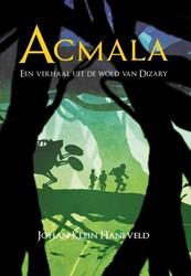 Acmala -Een verhaal uit de wold van Di zary Klein Haneveld, Johan