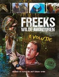 Freeks Wilde Avonturen -evolutie Vonk, Freek
