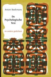 De psychologische test en andere gedicht Beekmans, Anton