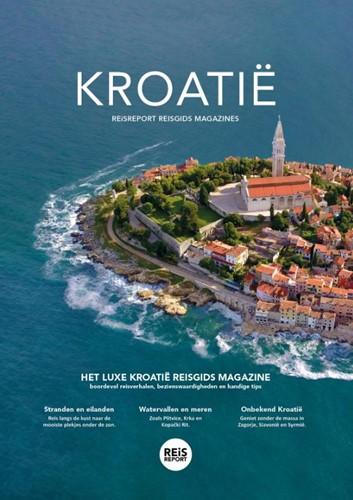 Kroatie -Het luxe Kroatie reisgids mag azine boordevol reisverhalen, Loo, Godfried van