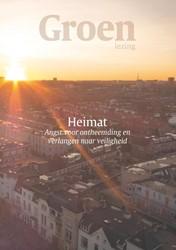Heimat -Angst voor ontheemding en verl angen naar veiligheid De Graaf, Beatrice