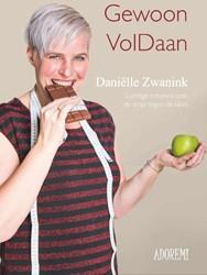 Gewoon VolDaan -Luchtige columns over de strij d tegen de kilo's Zwanink, Danielle
