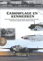 De geschiedenis van Camouflage en Kenmer -Op vliegtuigen van de Militair e Luchtvaart van het Koninklij Schep, M.T.A