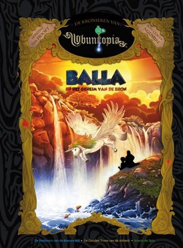 Balla en het Geheim van de Bron -De Eenhoorn van de Blauwe Nijl , De Troon van de Ashanti Hooft, Leontine van