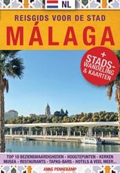 Reisgids voor de stad Malaga Pennekamp, Anne