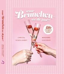 Waar brunchen we dit jaar? -120 recepten voor brunch en bu ffet Schollaardt, Christel