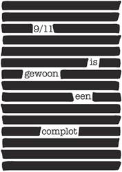 9/11 is gewoon een complot Vermeeren, Coen