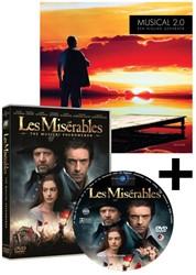 Musical 2.0 (boek) + Les Miserables (fil -een nieuwe generatie Piek, Dennis
